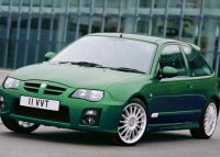 The MG ZR